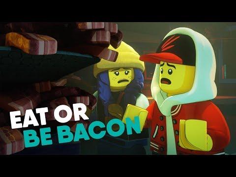 Don't Choke Now – LEGO Hidden Side Episode 3