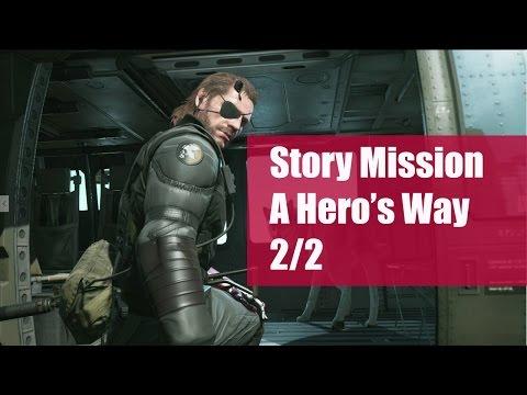Metal Gear Solid V The Phantom Pain Walkthrough - Metal Gear