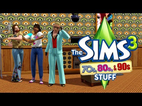 lgr reviews the sims 3 70s 80s 90s stuff thesimnet. Black Bedroom Furniture Sets. Home Design Ideas