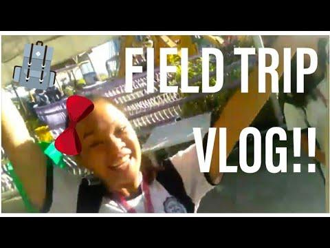 STMS Field Trip 2k18 | Part 1 | CA VLOGS #2