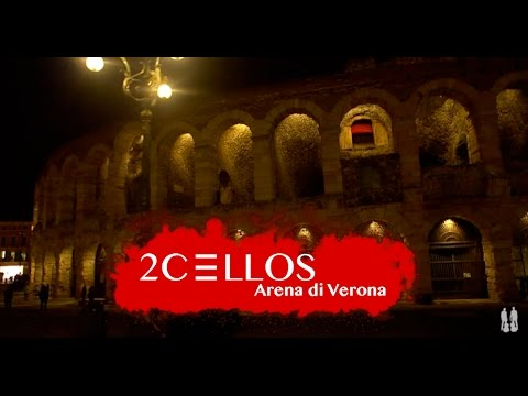 2CELLOS - Wake Me Up/We Found Love [Live at Arena di Verona]