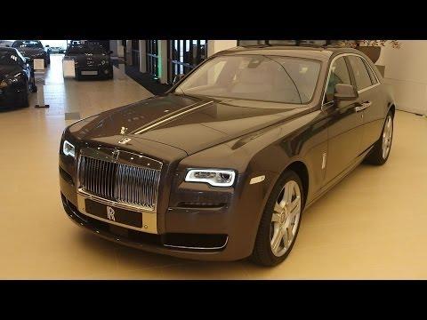Rolls Royce Ghost Series II 2016 In Depth Review Interior Exterior
