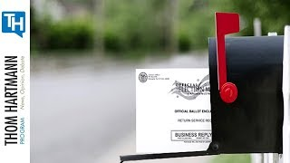 Why Vote by Mail Can Help Save Democracy (w/Guest Judy Beard)
