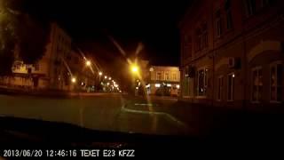 Ночное ДТП на Володарского