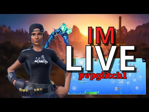 🔴Fortnite Mobile LIVE | Fast Mobile Builder | 4 Finger Claw | Duos