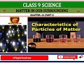 CLASS 9 SCI CHP 1 MATTER IN OUR SURROUNDING PART 1