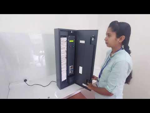 Basic 50 Sanitary Napkin Vending Machine