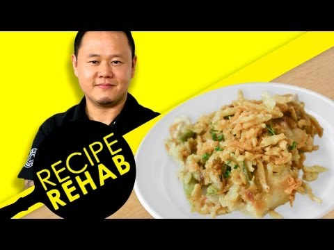 Video Easy and Healthy Chicken Casserole I Recipe Rehab I Everyday Health