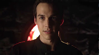 Chris Wood, Kai Parker ♦ bad guy