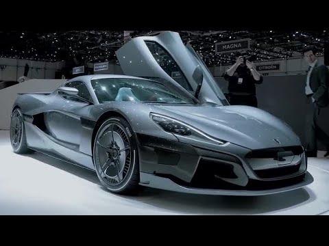 Rimac C Two   Geneva Motorshow 2018   Top Gear