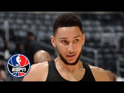 NBA Countdown debates if Ben Simmons is the best all-around rookie ever | NBA Countdown | ESPN