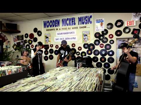 2012 SOUR MASH KATS LIVE @ WOODEN NICKEL MUSIC