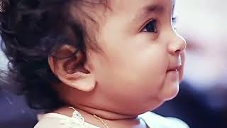 Dil hai chota sa choti si Asha ,cute baby girl WhatsApp status