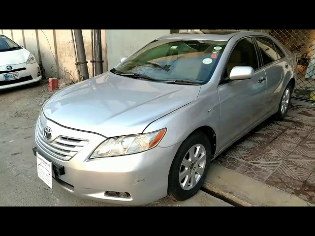 Toyota Camry Up-Spec Automatic 2.4 2008 for Sale in Lahore