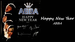 ABBA - Happy New Year // 1 hour