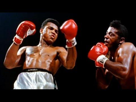 Muhammad Ali vs Floyd Patterson #Legendary Night# HD
