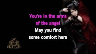 Angel - Sarah MCLachlan  RD Karaoke