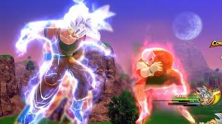 Dragon Ball Z: Kakarot Ultra Instinct Goku vs Jiren (MOD)