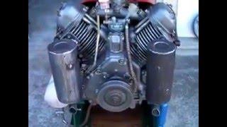KUBOTA Type GN2900-H 6.5hp クボタ V型エンジン 完成 ~昭和の鼓動~