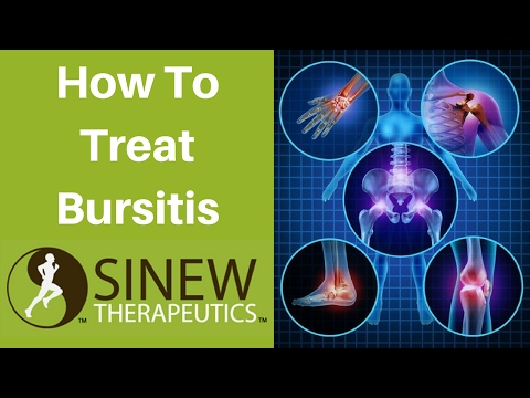 Video How To Treat Bursitis and Speed Recovery