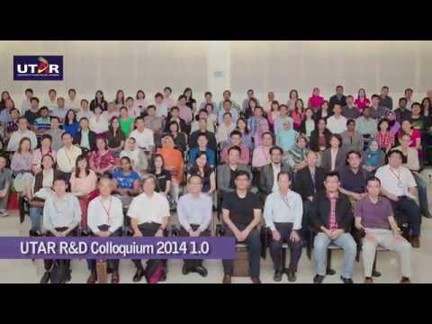 UTAR R&D Colloquium 2018 (1.0)