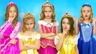 Sasha y una divertida recopilación de concursos de disfraces y concurso de princesas