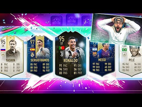 OMG I GOT THE BEST DRAFT REWARDS IN FIFA 19!! FIFA 19 Ultimate Team