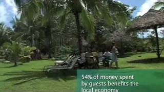 preview picture of video 'Hotel Punta Islita. Costa Rica luxury resort, Small Luxury Hotel member  [English]'