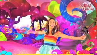 """Spot DVD Xana Toc Toc """"Na Aldeia Colorida"""""""