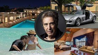 Al Pacino Lifestyle ★ 2018