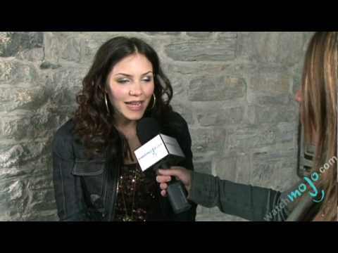 Interview with Katharine McPhee