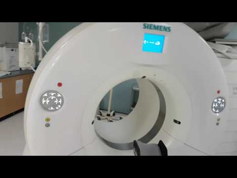 6 Slice CT Scan Machine