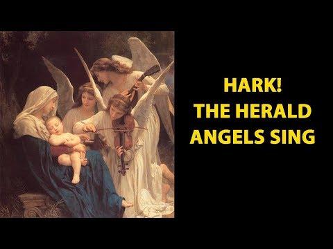 HARK! THE HERALD ANGELS SING - with lyrics