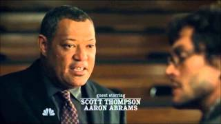 Jack Crawford And Will Graham: First Meeting