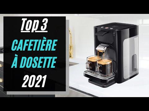 TOP 3 : Meilleure Cafetière À Dosette 2021 (Dosettes et Capsules)