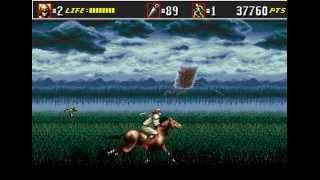 MegaDriveLongplay[189]ShinobiIII:ReturnoftheNinjaMaster