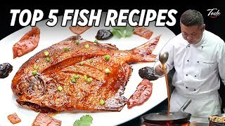 Super Tasty - Top 5 Fish Recipes From Master Chef John
