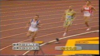 Robert Změlík- Barcelona 1992, 1500m