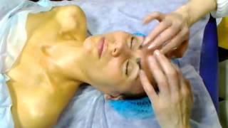 массаж лица С Объяснениями 111