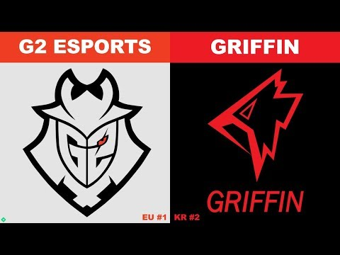 G2 vs GRF - Worlds 2019 Group Stage Day 6 - G2 Esports vs Griffin