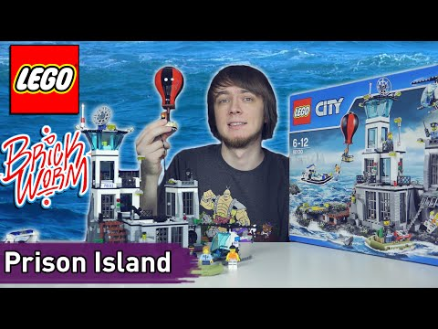 LEGO City: Prison Island (60130) - Brickworm
