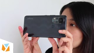 Infinix HOT 11S Unboxing and Hands-On