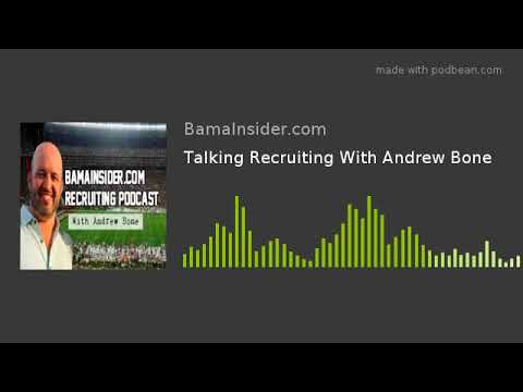 Talking Recruiting With Andrew Bone