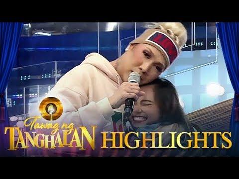 Vice Ganda makes Tine as one his scholars   Tawag ng Tanghalan