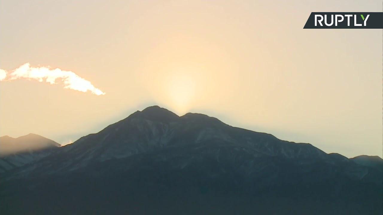 Трансляция полного солнечного затмения