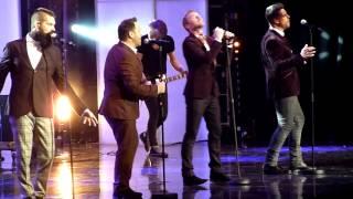 Boyzone - Too Late For Hallelujah - Childline Concert, Dublin - 30th November 2014