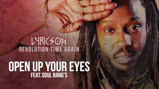 Download Video Lyricson & Soul Bang's - Open Up Your Eyes MP3 3GP MP4
