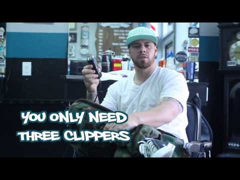 WHAT CLIPPERS TO USE | FOR BEGINNER BARBERS | BY VICK THE BARBER – HD