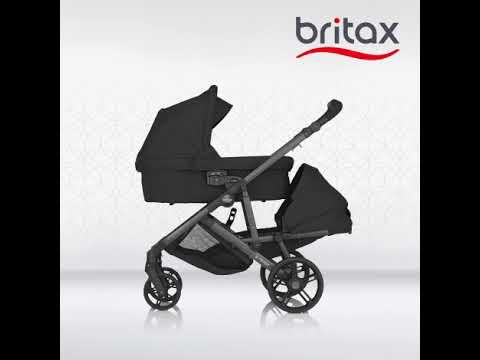 Britax B-Ready Pushchair