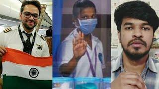 Air India and Coronavirus Explained | Tamil | Madan Gowri